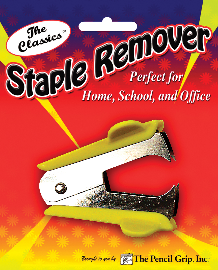 The Pencil Grip Inc TPG-136 Staple Remover Assorted Colors at Sears.com