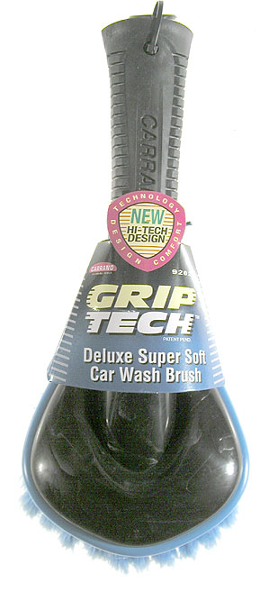 Car and Driver Carrand 92025 Grip Tech™ Deluxe Super Soft Car Wash Brush at Sears.com