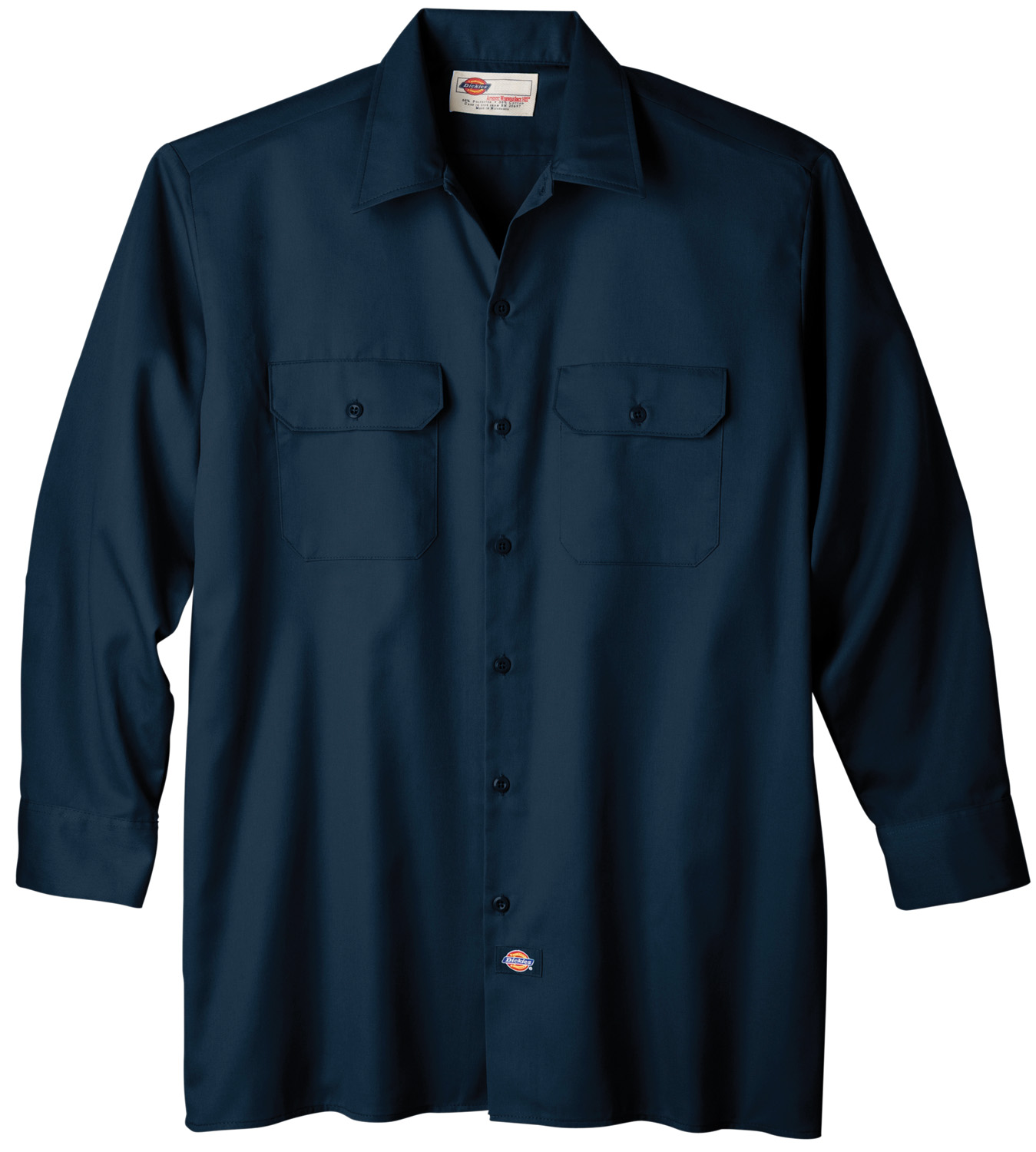 Dickies Workshirt-Lng Slv