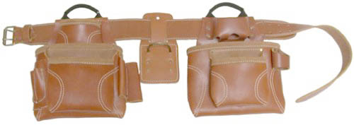 CLC Work Gear Tool Belt- Tool Belt 4Pc 17Pkt From Clc Work Gear (Part Number 21448)