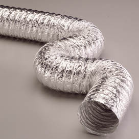 "Dundas Jafine Inc. MFX88X 8"" x 8' Flexible Aluminum Ducting at Sears.com"